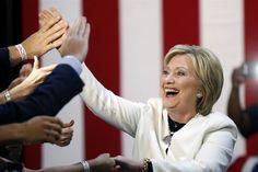 POLL #DRAMA: #Trump, #Clinton Hold Big Leads in Michigan...