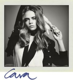 Cara Delevingne for the Mango A/W #SomethingInCommon Campaign