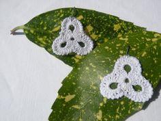 Accessori - orecchini sposa comunione damigella - un prodotto unico di bandullera su DaWanda