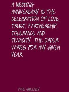 Wedding Anniversary - 3 yrs tomorrow 8.7.2010 - perfect quote!