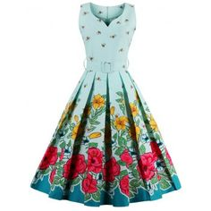 SHARE & Get it FREE | Midi Floral Print Pin Up DressFor Fashion Lovers only:80,000+ Items·FREE SHIPPING Join Dresslily: Get YOUR $50 NOW!