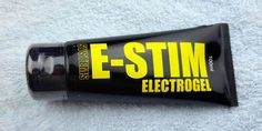 Electrogel is a great lube for normal play as well as e-stim play