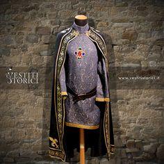 Medioevo - Vestito signorotto by Vestiti Storici.