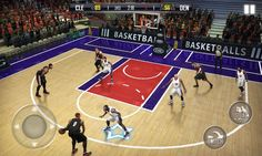 Fanatical Basketball v1.0.6 [Mod]Requirements: 2.1 and upOverview: Dribble, shoot, score! Hit the court with Fanatical Basketball, the world's #1 stunningly immersive basketball game!     Grab the ball, shoot from the downtown or perform spectacular dunks, and rise to the challenge with...
