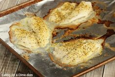Make this easy baked tilapia recipe.Cooking tilapia is so quick that dinner will be a breeze. This healthy tilapia recipe will be a hit with the family.