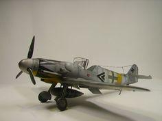 Bf-109 Hasegawa 1