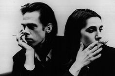 Nick Cave & PJ Harvey  How they suit eachother <3
