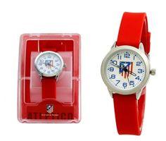 Atlético Madrid CF Reloj Pulsera Infantil licencia Atletico Madrid CF #Grandetalles