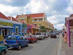 Bonaire!  Netherlands (dutch) Antilles.