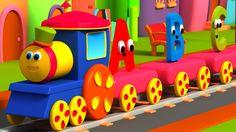 Bob, The Train - Alphabet (+playlist)