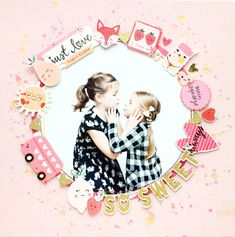 So sweet - Scrapbook.com