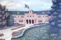 Memphis Prints - Pink Palace