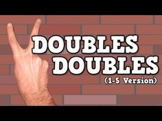 Doubles Doubles (I Can Add Doubles!) (song for kids about adding doub. - This is a catchy tune that teaches doubles from This is great for showing them visually. I would use this song as a brain break during math time. Doubles Addition, Math Doubles, Math Addition, Doubles Song, Doubles Facts, Addition Facts, Math Classroom, Kindergarten Math, Teaching Math