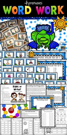 Homophones #teachersfollowteachers #teacherspayteachers #tpt #iteachtoo #teachers #education #learning #homeschooling #homeschooler #homeschooled