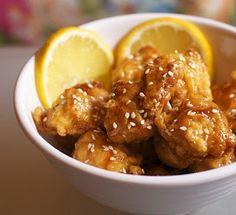 Denny Chef Blog: Petti di pollo al sesamo