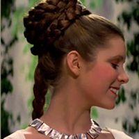 Stars Wars: Leia Organa necklace.