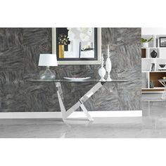 Looking for modern furniture stores with a great selection? Come to Cado Modern Furniture to get your modern bedroom furniture and more! Modern Furniture Stores, Modern Bedroom Furniture, Metal Furniture, Contemporary Furniture, Console Table Living Room, Dining Table, All Modern, Modern Decor, Entryway Tables
