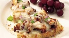 Healthified Grilled Barbecue Chicken Pizza Recipe