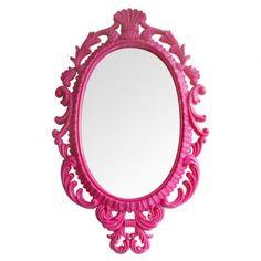 Espelho princess belle - 73 cm - Westwing.com.br - Tudo para uma casa com estilo