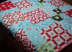 That girl... That quilt: Tutorials