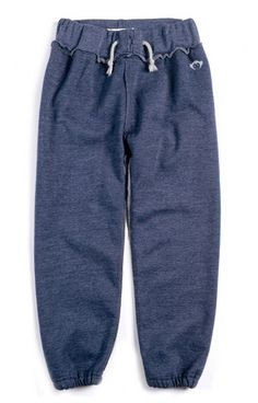 Appaman Gym Sweats in Galaxy Blue Heather