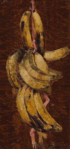 Arthur Ernest Streeton (1867-1943) Australia: Bananas, 1890