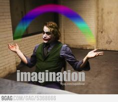 Joker - Imagination