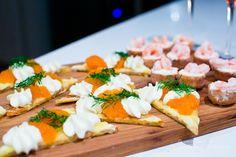 LCHF - Low Carb, Löjromspizza och krustader med parmesancréme
