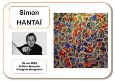 Simon Hantaï - Portrait d'artiste Art Worksheets, Ecole Art, 3 Arts, Baby Art, Art Plastique, Teaching Art, Art Therapy, Famous Artists, Painting Techniques