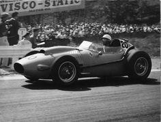 Olivier Gendebien, Spa-Francorchamps 1958, Ferrari D246