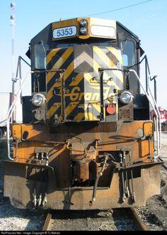 RailPictures.Net Photo: RJC 5353 R.J. Corman Railroads EMD SD40T-2 at Lexington, Kentucky by TJ Mahan