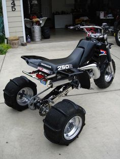 Explore Ralph Contrerass photos on Photobucket. Honda Trike, Trike Bicycle, Trike Motorcycle, Moto Bike, Honda Scooters, Atv Motocross, Go Kart Parts, Homemade Go Kart, Bike Cart