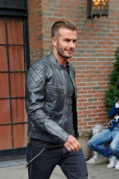 David Beckham Gets Some Jay Z Ink - Redbook