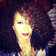 Kenya // 3B/C Natural Hair Style Icon photo 3 copy 2 – Black Girl with Long Hair