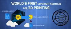 Fabulonia - 3D Printing with Copyrights meets Creativity