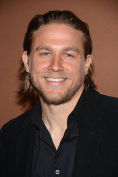 Pin for Later: Charlie Hunnam's Superhot Hollywood Evolution in 35 Photos 2013 The actor attended an FX event in the Big Apple in March 2013.