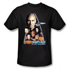 Star Trek The Next Generation T-Shirt