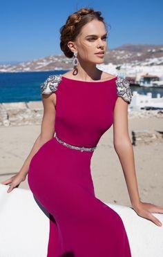 Tarik Ediz 92642 Dress - MissesDressy.com