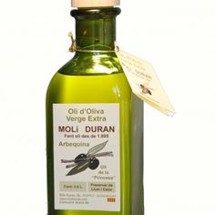 Molí Duran, organic olive oil from Catalonia
