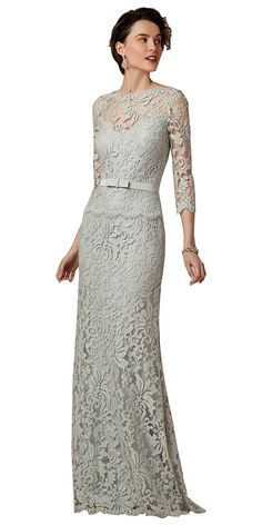 Fenghuavip Elegant Mint Green Slim-line Bridal Mother Dresses 3/4 sleeves >>> See this great image  : Mother of the Bride