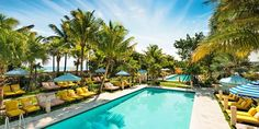 $149 -- Miami: 4-Star Beachfront Thompson Hotel including Weekends, 70% Off