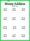 It looks like you're interested in our Identifying Money Worksheets. We also offer many different Money Worksheets on our site, so check us out now and get to printing! Money Worksheets, Lessons For Kids, Mathematics, Learning, Free, Ideas, Math, Thoughts, Teaching