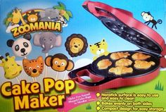 Zoomania Cake Pop Maker ** READ REVIEW @ http://www.getit4me.org/bakeware100/13119/?589