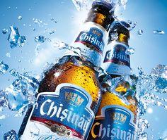 Splash Bere Chisinau on Behance