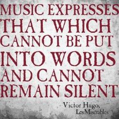 #AdlandPro Quotation Central, Quotes About Music ~ this is my favorite quote about music. Magical Lyrics
