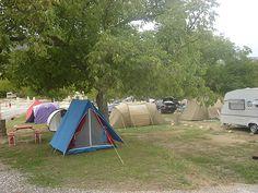 Camping Las Nogueras de Nerpio - Acampada