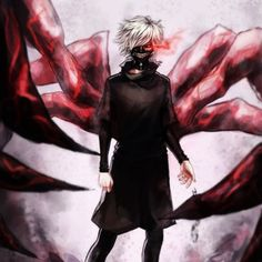 Image shared by zillion. Find images and videos about anime, tokyo ghoul and kaneki on We Heart It - the app to get lost in what you love. Kaneki Kun, Ken Kaneki Tokyo Ghoul, Anime Guys, Manga Anime, Anime Art, Kagami Kuroko, Character Art, Character Design, Tokyo Ghoul Wallpapers