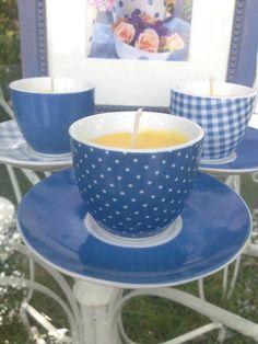 tasse a café avec bougie de la boutique scrappydooandglue sur Etsy