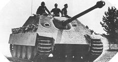 A true tank killer, the German JadgPanzer.