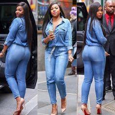 Fashion Women Ladies Long Cowboy Casual Bandage Elastic Bodycon Jumpsuit Size Uk #ebay #Fashion